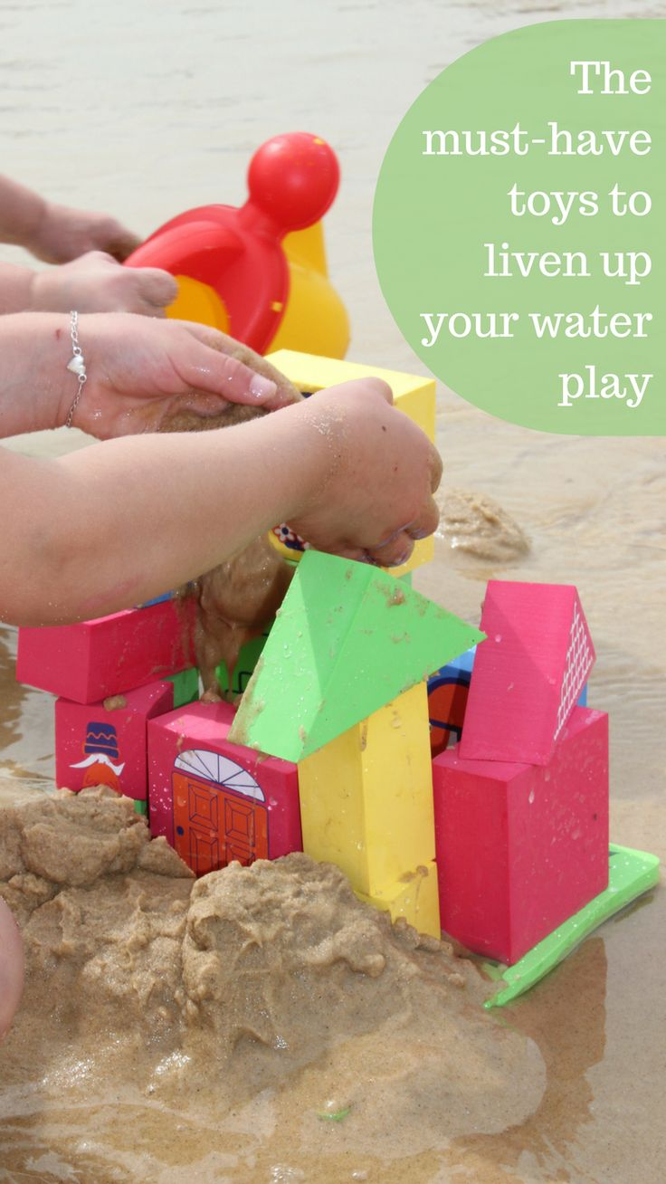 Water play all year round with this awesome range of sand and water toys... find something of inside play, outside play or play-on-the-go for your toddler, preschool or school age children!