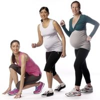 Pränatales Training – Fitness in der Schwangerschaft - MamaWorkout - Wie Mütter in Form bleiben