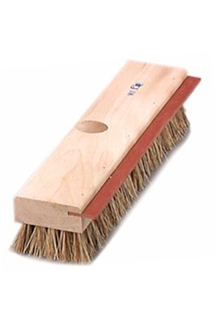 """11"""" Union Deck Brush with Squeegee: 36"""" Automotive Floor Squeegee Refill"""