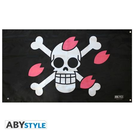 ONE PIECE Drapeau One Piece Skull Chopper (70x120)
