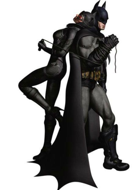 Simply Superheroes - Batman Catwoman Arkham City Fathead