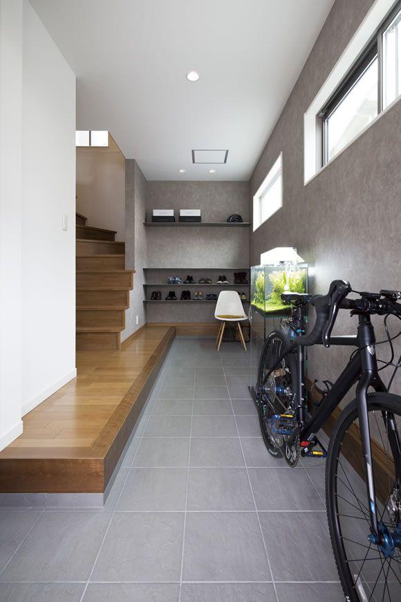 完成見学会でも人気を集めたコンパクトでも豊かな空間のある家|施工実例|岡山の新築、木造住宅カバヤホーム