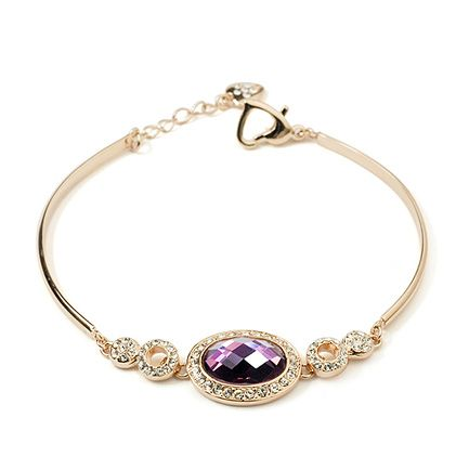 Лучшие продажи бусины браслет, Скалярная энергия браслет, Магнитный браслет из браслет ювелирные изделия 2015 розового золота из 2015 продукт