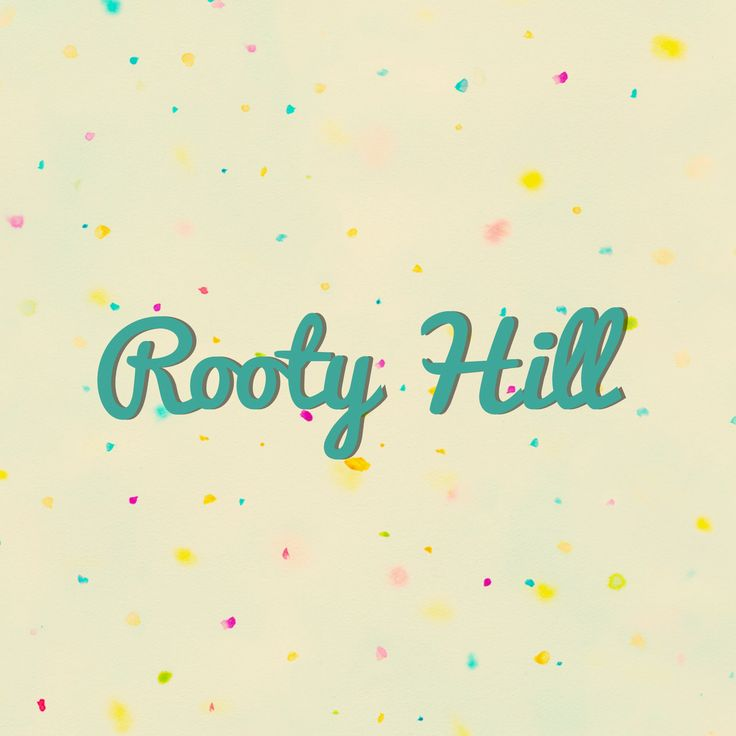 Rooty hill