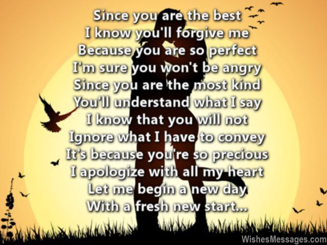 40 best I Am Sorry Messages, Quotes and Poems images on Pinterest - apology card messages