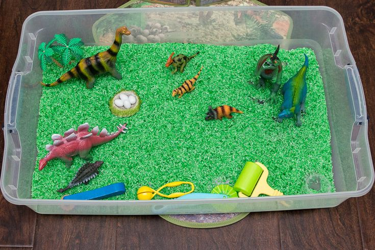 Sensory Table Ideas – Sensory Activities for Toddlers