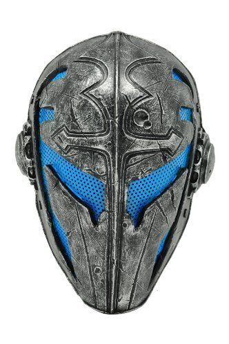 FMA New Blue Wire Mesh Full Black Face Protection Paintba