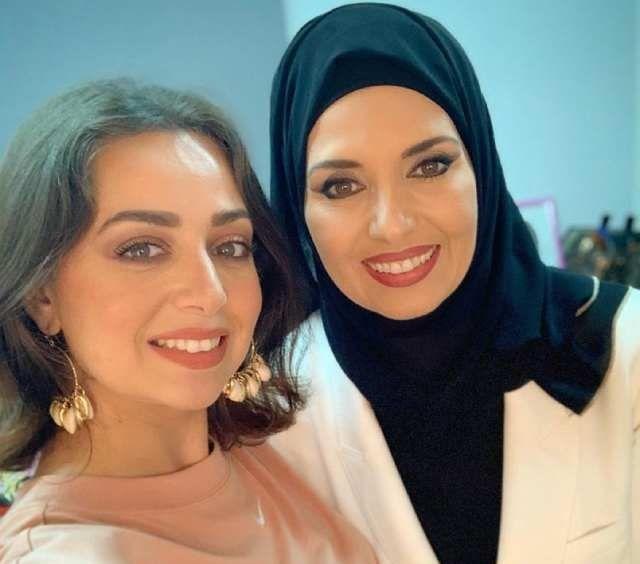 شاهد هبة مجدي تنشر صور جيهان نصر وبناتها بالحجاب Fashion How To Wear Hijab