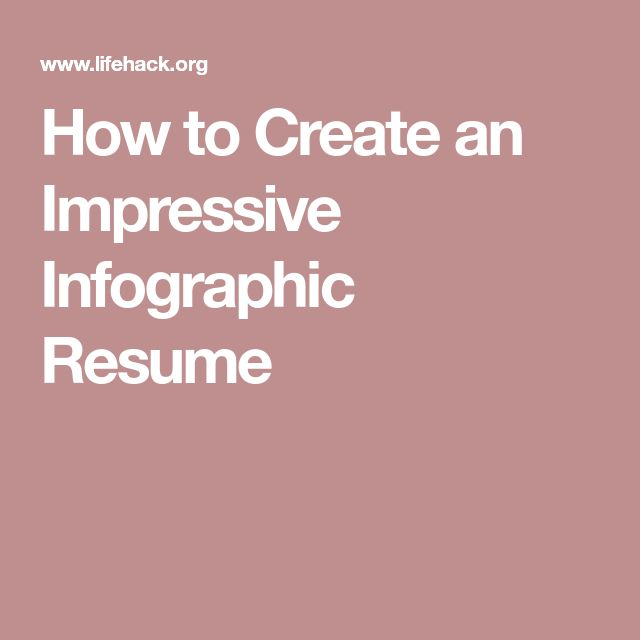 The 25+ best Infographic resume ideas on Pinterest What is a cv - free resume creator download