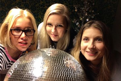 Happy New Year 2015! :) #iconhotelprague #iconicteam #NYE2015