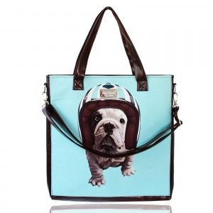 Tote & Carry on no.36 Bulldog