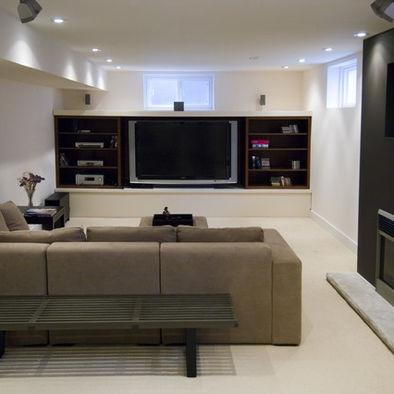 Best 25 Basement Tv Rooms Ideas On Pinterest Finished
