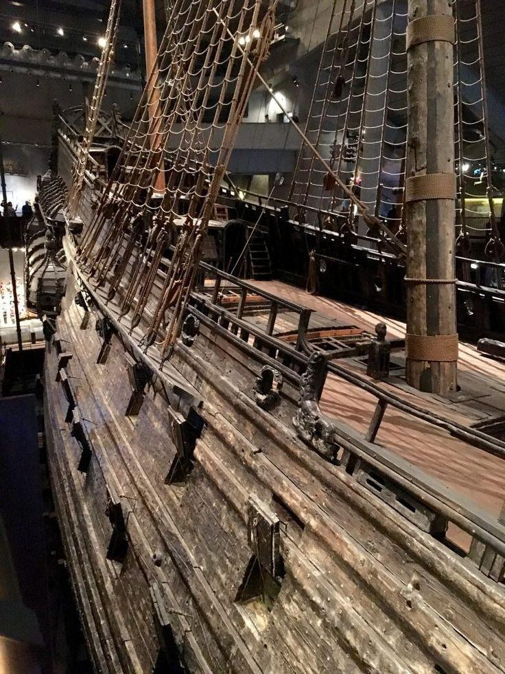 An Introductory Guide to Visiting Stockholm - Things to Do in Stockholm. Visit Stockholm. Stockholm History. Vasa Viking Ship. Swedish History. #stockholm #sweden #vikings #vasa