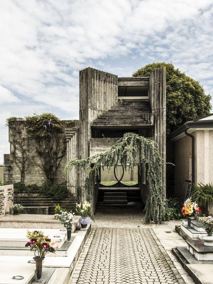 Carlo scarpa tomba brion cemetery near traviso italy - Carlo scarpa architecture and design ...