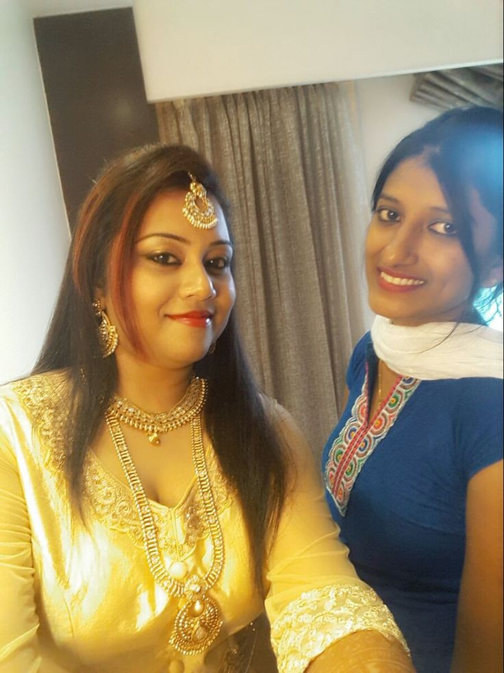 'Steal the show' with our #makeup artist Anitha. Our #bride Mahuya is looking perfect in her reception party look. Stay blessed.