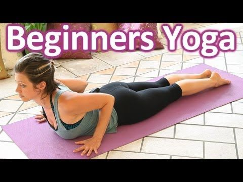 Yoga for Beginners | Weight Loss Yoga Workout, Full Body for Complete Beginners, 8 Minute Yoga Class - YouTube