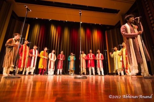 """#BG Pia speaks to the talented acapella group, Penn Masala about their """"Evolution of Bollywood"""" video. See what they have to say!"""