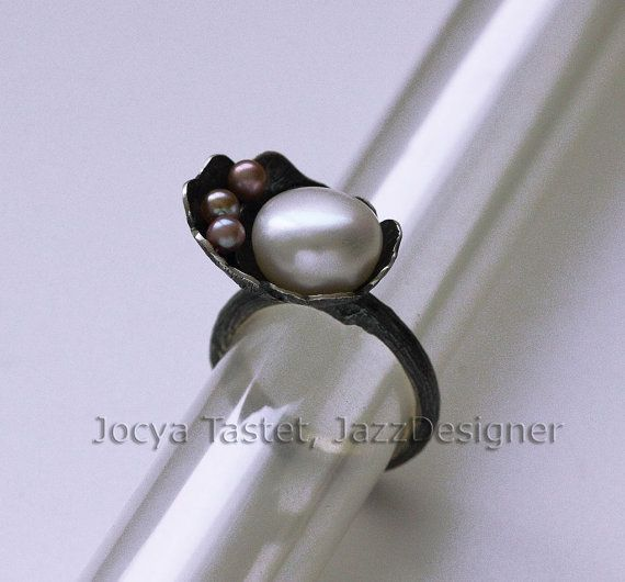 Retrouvez cet article dans ma boutique Etsy https://www.etsy.com/listing/267289689/alternative-engagement-ring-size-525us