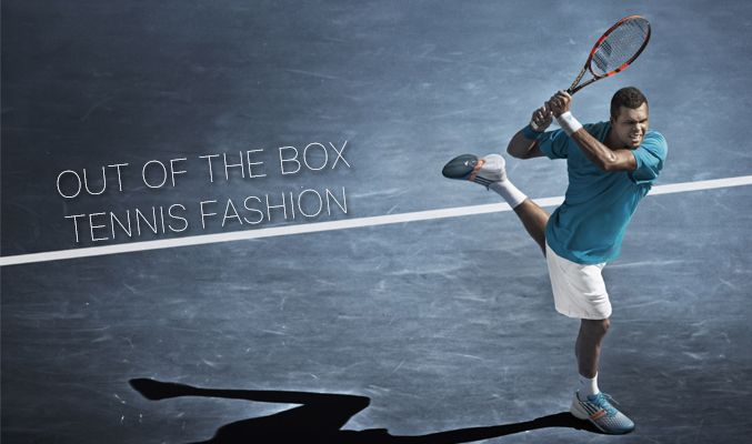 Stock Up on Tennis Apparel that Combines Athleticism and Fashion