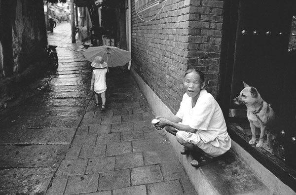 Photo by Kim KI-CHAN / The World of Alleys