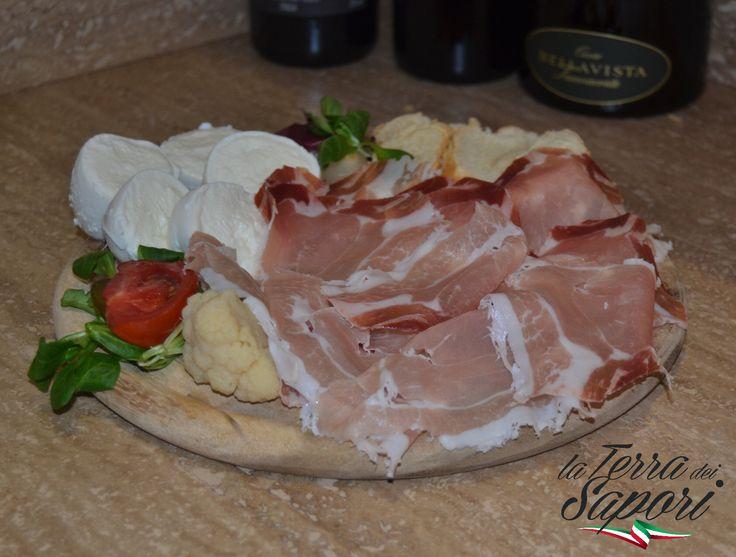 Parma Ham's Fiocco