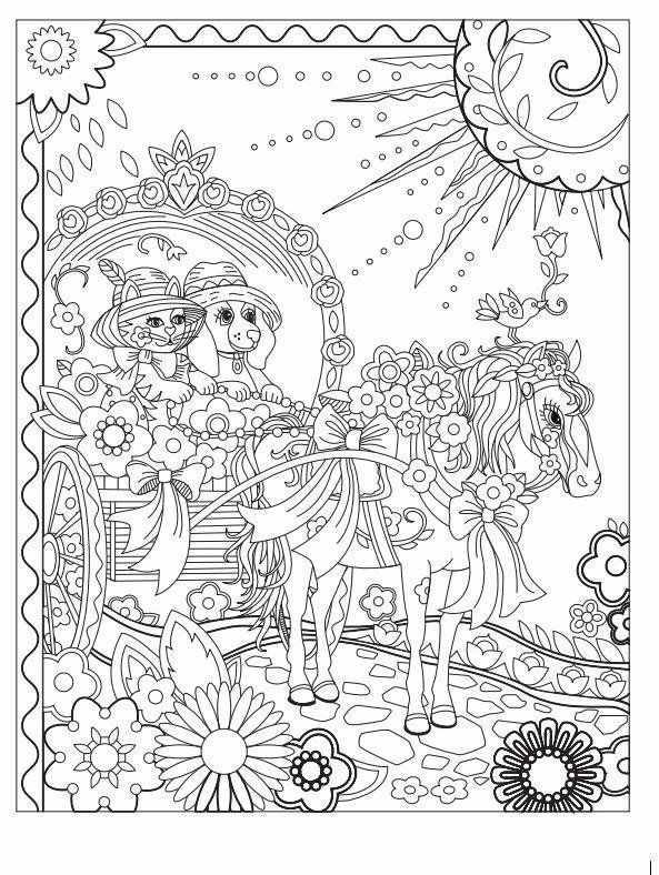 marjorie sarnats pampered pets new york times bestselling artists adult coloring books marjorie - Art Therapy Coloring Pages Animals