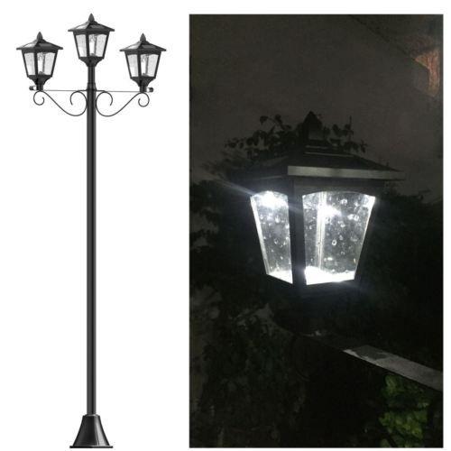 Outdoor Post Lights Ireland: Best 25+ Garden Lamp Post Ideas On Pinterest