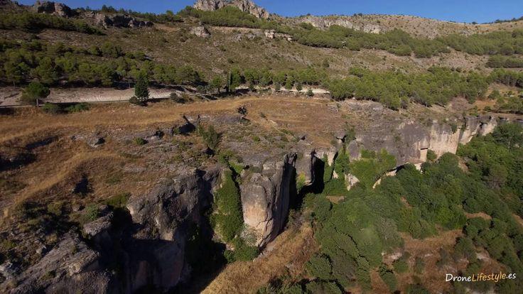 Visitando Cuenca a vista de Drone http://alquilercochesespana.soloibiza.com/visitando-cuenca-vista-drone/ #España