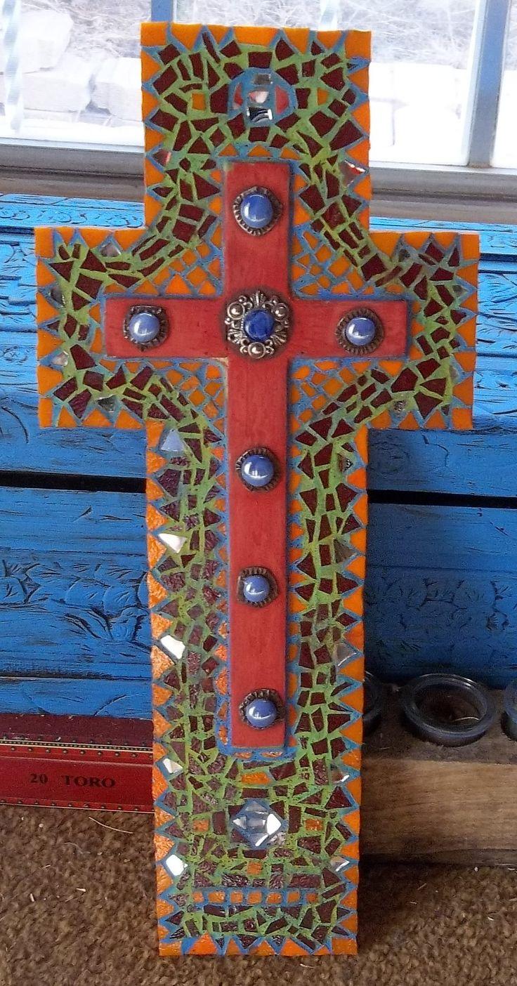 Besides cross clip art wall decor decorative wood cross decorative - Mosaic Cross