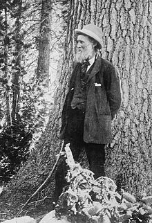 "John Muir (1838 - 1914) , one of the main inspirations for the National Parks, Protected Areas of the United States. ""Why should man value himself as more than a small part of the one great unit of creation?"""