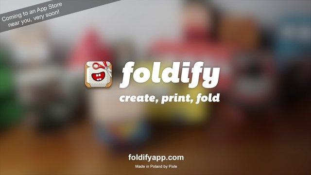 Foldify by Pixle. Foldify for iPad: http://foldifyapp.com