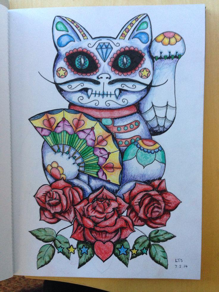 Tattoo design for a friend