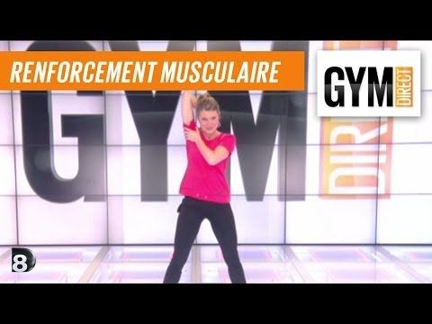 gymdirect renforcement musculaire 8 - YouTube