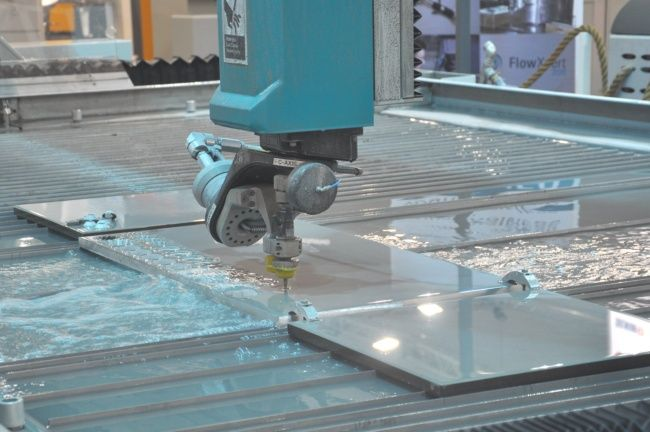 Waterjet cutting There are a lot of talking what are the differences, advantages and disadvantages of different cutting technologies. Unfortunately, even sales managers of manufacturers companies do not have all the information and try to offer for the potential customer the machine he doesn't need. Waterjet is the technology to cut the materials with the water flow (for very soft materials) or water with the sand (which is normally common for the most applications). For waterjet...
