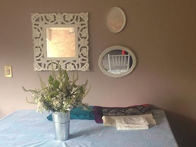 #MartesdeBodas: Bodas Vintage, espejos con marcos elegantes