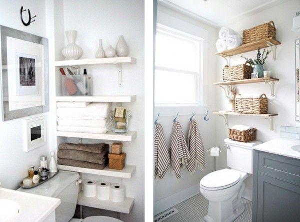 Leuchte badezimmer ~ Badezimmergestaltung mit offenem stauraum badezimmer ideen