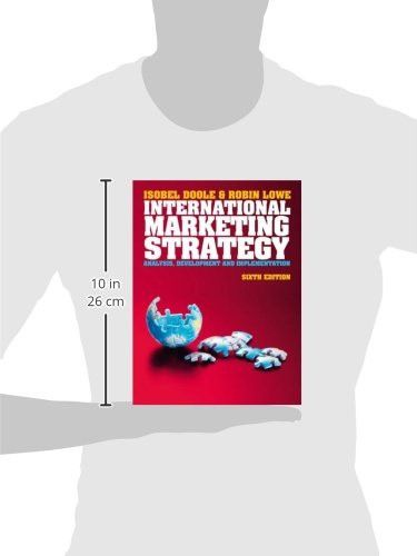 International Marketing Strategy (with CourseMate & eBook Access Card)