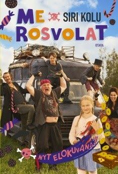 Elokuva Trailerit: Me Rosvolat Traileri