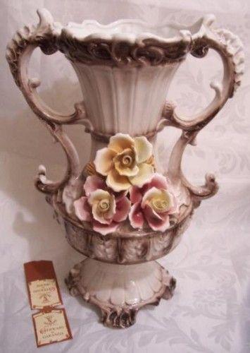 Capodimonte Vases Antique Best 2000 Antique Decor Ideas