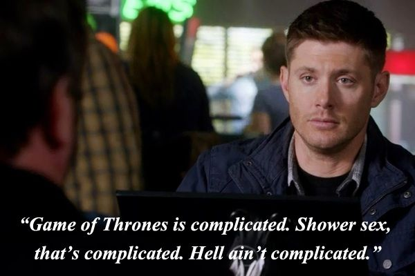 """Best #Supernatural quotes from the finale """"Do You Believe in Miracles?"""" http://www.buddytv.com/slideshows/supernatural/best-supernatural-quotes-from-the-season-9-finale-38117.aspx"""