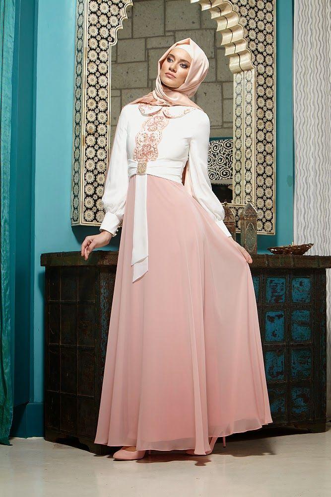 6f46e869fe6ad Alvina Tesettür Elbise Modelleri   Tesettür   Elbise modelleri ...