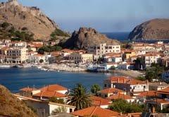 MYRINA LIMNOS GREECE