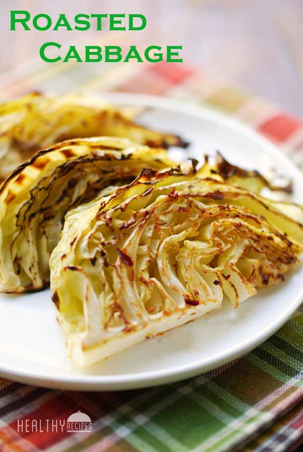 Cabbage is always delicious, even when very simply prepared. But roasting cabbage turns it into a crispy, addictive snack!