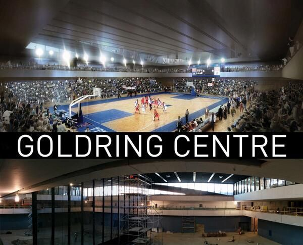 44 best Goldring Centre for High Performance Sport images on