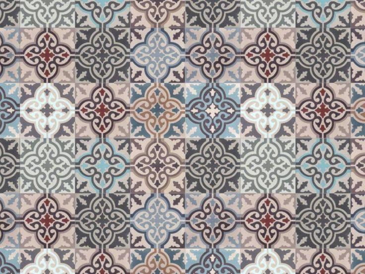 Portugese tegels mix