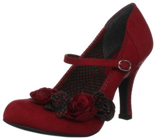 Ruby Shoo Women's Ohara Ankle Strap Heels: Amazon.co.uk: Shoes & Accessories
