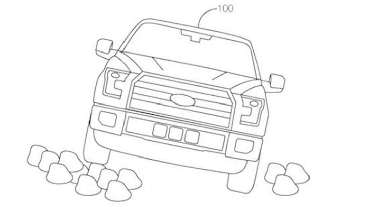 FOX NEWS: Ford patents autonomous off-road vehicle tech