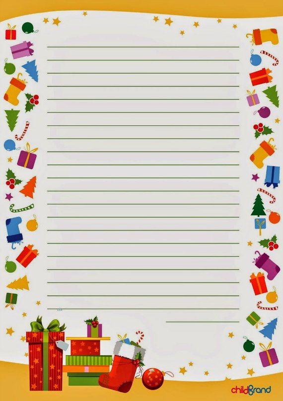 Письмо Деду Морозу.