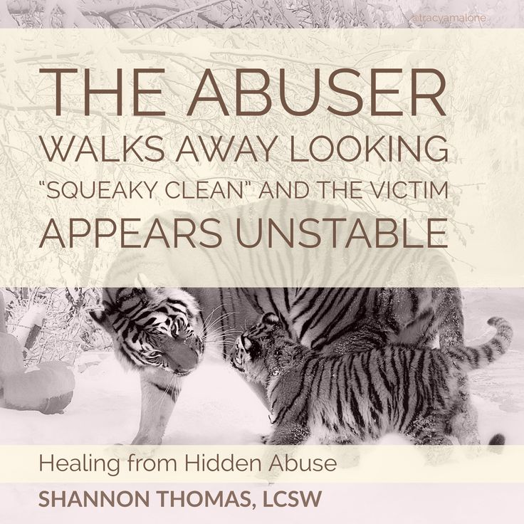 Shannon Thomas Healing from Hidden Abuse Quotes - Tracy Malone
