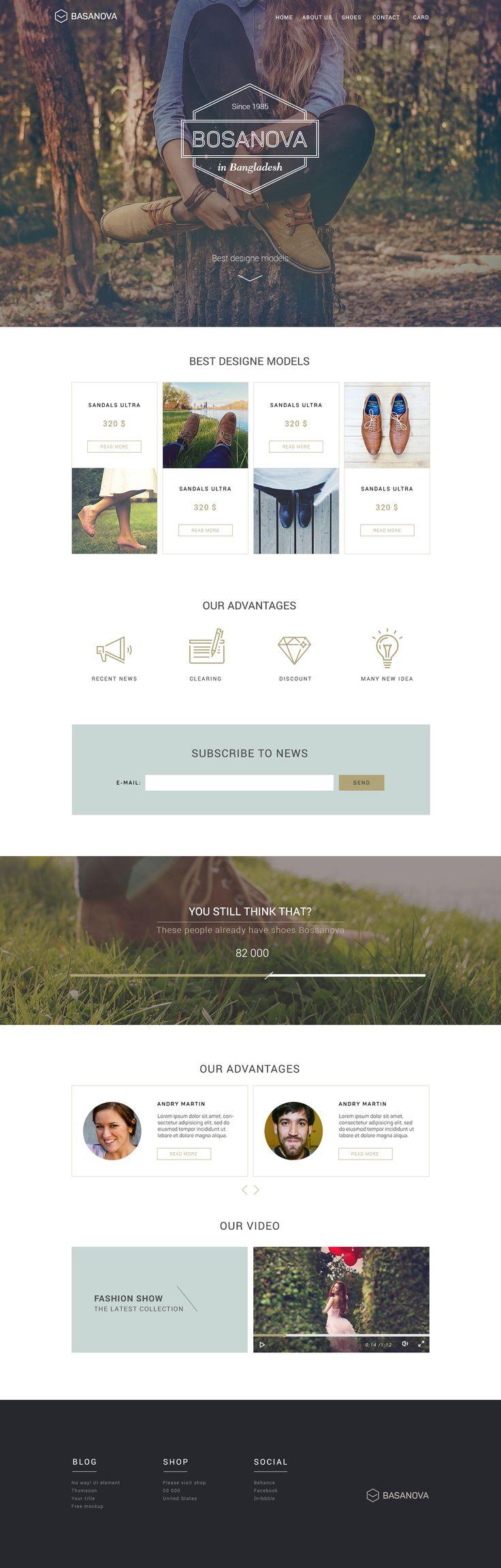 Shoes web-site https://www.behance.net/gallery/28322647/Online-shop-designer-shoes-soncept